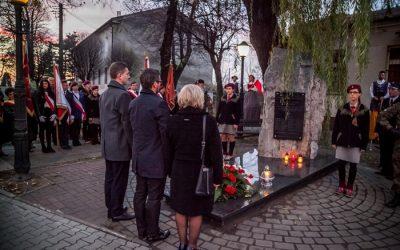 Obchody 100-lecia odzyskania niepodległości w Bieruniu