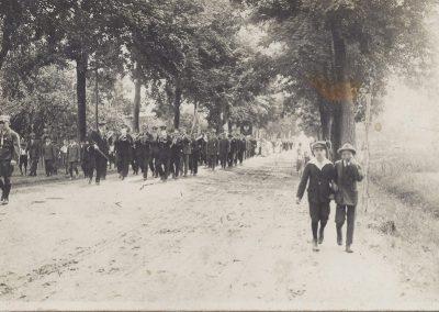 10. W dniu poświęcenia sztandaru-5 sierpnia 1928 r