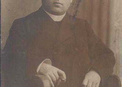 10.Paweł Winkler prob. chełmski w latach 1905 do 1931
