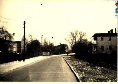 10.ul.Kossaka w Bieruniu Nowym (lata 70-te)