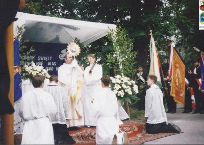13. Boże Cialo 1998 r