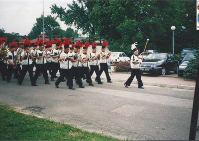 14.Noc Świętojańska nad Wisłą-24.06.2000 r