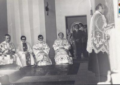 15.Msza prymicyjna w kościele NSPJ w Bieruniu Nowym