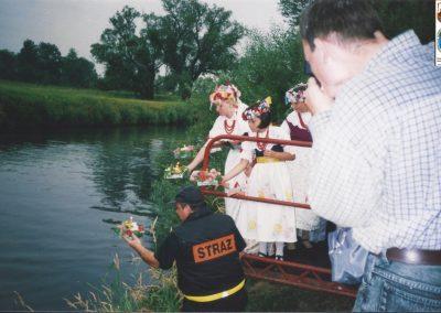 15.Noc Świętojańska nad Wisłą-22.06.2002 r