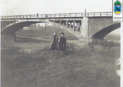 15.Przedwojenny most na Wiśle