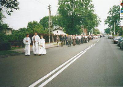 16. Boże Cialo 2001 r