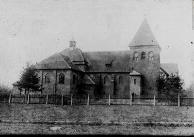 16.kościół NSPJ w Bieruniu