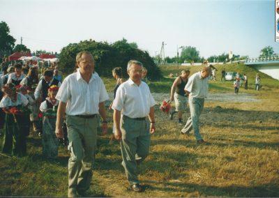 16.Noc Świętojańska nad Wisłą-22.06.2002 r