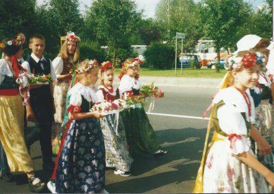 17.Noc Świętojańska nad Wisłą-22.06.2002 r
