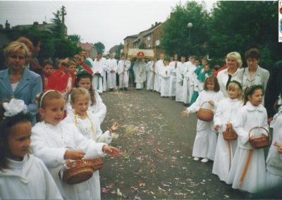 18. Boże Cialo 2002 r