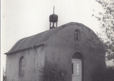 18.Czarnuchowicka kapliczka Rozalii i Franciszka Balionów wybudowana w 1956 roku