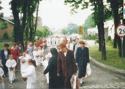 19. Boże Cialo 2002 r
