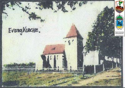 19.Kościół ewangielicki w Bieruniu Nowym