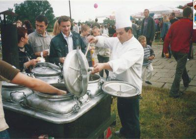 19.Noc Świętojańska nad Wisłą-2004 r
