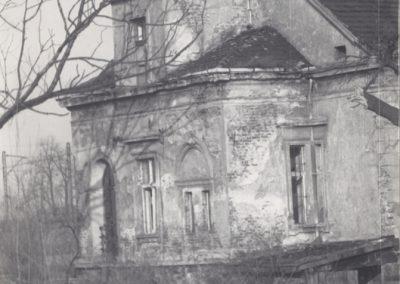 2. Dworek na Zabrzegu. Zdjęcie z ok. 1991_92r