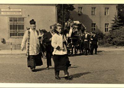 2.Pogrzeb prob. Szczepan Murasa – 1962 rok