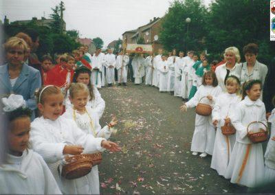 20. Boże Cialo 2002 r
