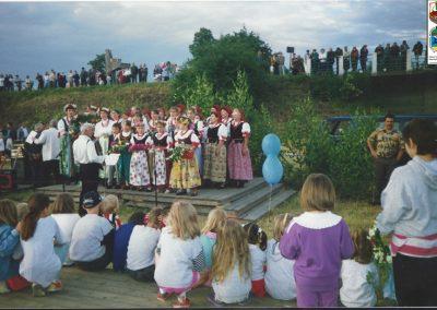 21.Noc Świętojańska nad Wisłą-1995 r