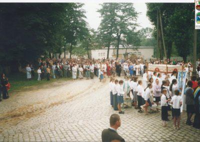 23. Boże Cialo 2003r