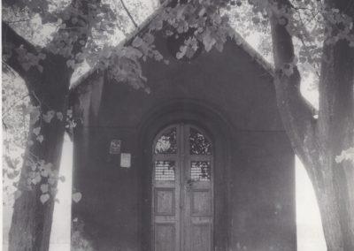 23.kapliczka bijasowicka sprzed 1800 roku Matki Boskiej Różańcowej