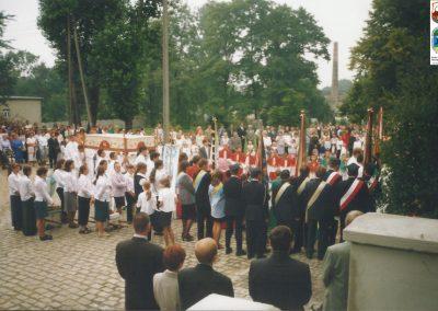 24. Boże Cialo 2003r