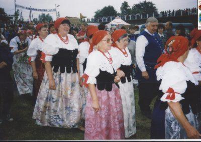 24.Noc Świętojańska nad Wisłą-1998 r