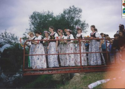 25.Noc Świętojańska nad Wisłą-1998 r