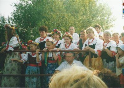 26.Noc Świętojańska nad Wisłą-2002 r