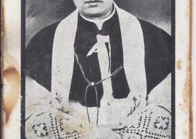 27.Ks. prałat (1923-1937) Franciszek Linek