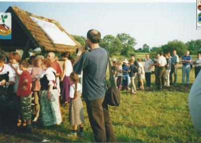27.Noc Świętojańska nad Wisłą-2002 r