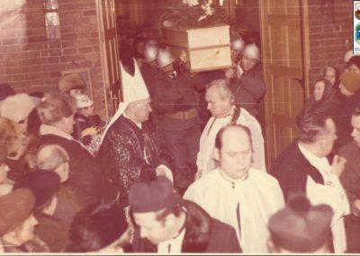 28. Pogrzeb w 1984 r