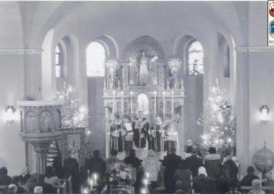 29. Wnętrze kościoła NSPJ w Bieruniu