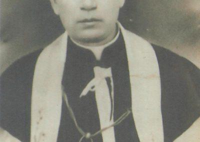 43.Ks. prałat Franciszek Linek (1881-1937) pierwszy proboszcz nowobieruńskiej parafii N.S.P. Jezusa