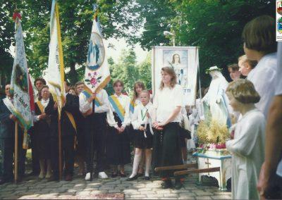 5. Boże Cialo 1995 r