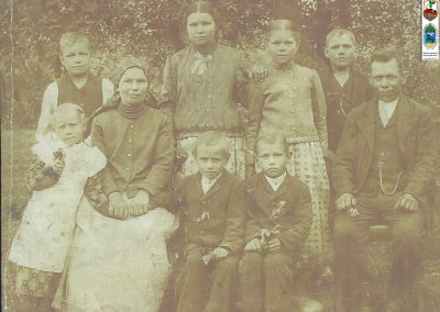 52.Ród Doktorów z Czarnuchowic -1919 r