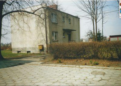 6.Dom Nauczyciela-maj 2003 r. Budynek rozebrany w 2005 r