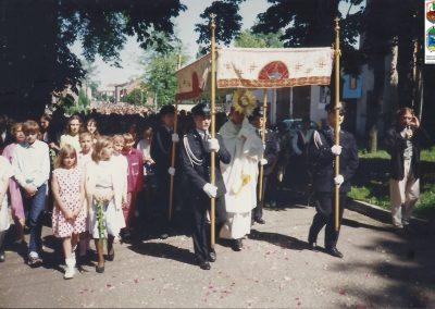 7. Boże Cialo 1996 r