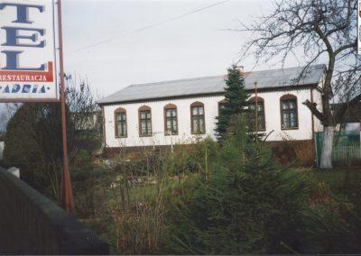 8. Budynek Państwa Skotnickich