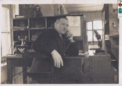 86.Naczelnik gminy czarnuchowickiej Józef Jagoda (1897-1970)