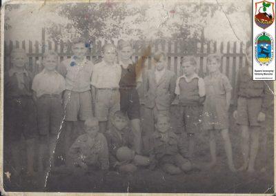 9. Drużyna klasowa. Rok 1953_4