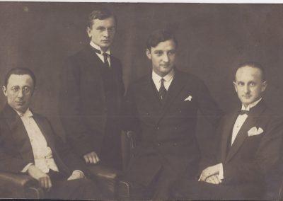 9.czerwiec 1927 r. podczas pob. w Austrii