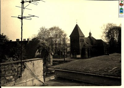 9.Kościół NSPJ w Bieruniu Nowym - lata 70-te