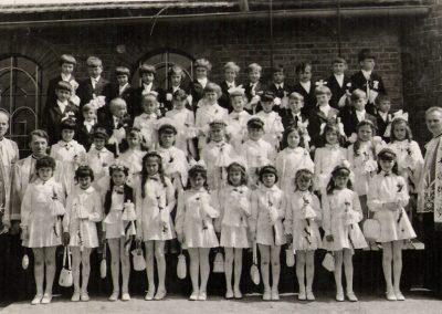I komunia św. 1974