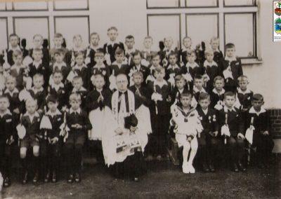 I komunia św. Antoni Michalski 14.06.1943