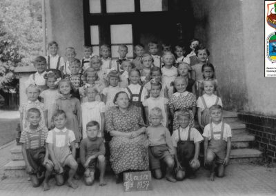 Nauczycielka pani Gałuszkiewicz