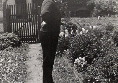 ogród parafialny ks. Kuczera