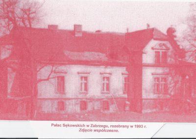 Pałac Sękowskich
