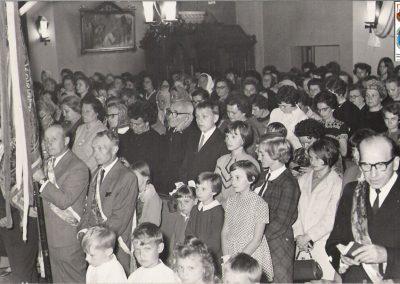 Prymicje ks. Klimy 1968r.