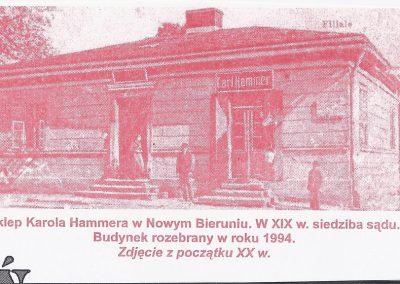 Sklep Karola Hamera