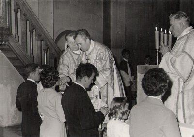Wczesna komunia św. 1972